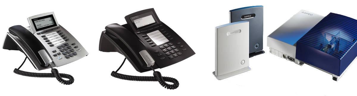 Hellmeier Elektrotechnik GmbH: Telekommunikation AGFEO