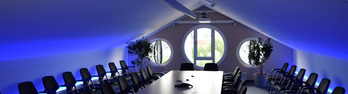 Hellmeier Elektrotechnik GmbH: Referenz Beleuchtung