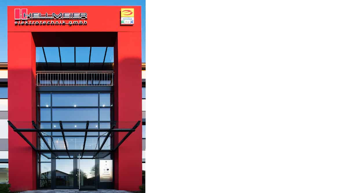 Hellmeier Elektrotechnik GmbH, Holzkirchen Foto: Sascha Kletzsch, München