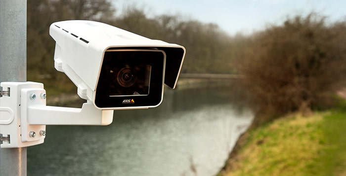 Axis Videokamera